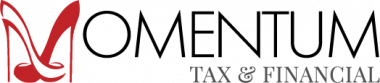 Momentum Tax and Financial logo